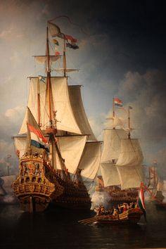 1652 was de eerste Engels-Nederlandse oorlog, maar de Nederlandse vloot was verzwakt tijden s de Vrede van Münster. Dus moest Michiel de Ruyter op 29 juli 1652 vechten tegen de Engelsen.