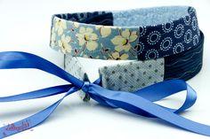 Gürtel aus der #Lieblingsmanufaktur: Farbenfrohe Loop Schals, Tücher und mehr auf DaWanda.com