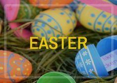 EGGstra Special Easter Celebration! www.teelieturner.com #Easter