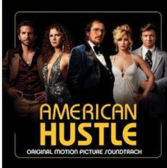 Psh, this was my soundtrack before American Hustle came out... but awesome nevertheless!