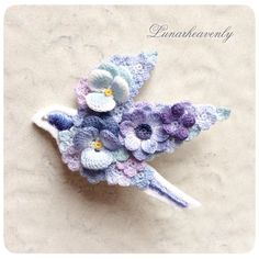 Another beautiful crochet collage