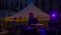 Olga  The GangBand in concerto. Bari Sicura @ Piazza Del Ferrarese Bari.  #olga #gangband #musica #ironia #bari #guitar