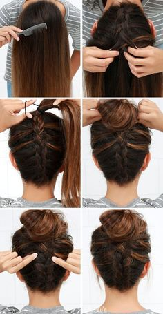 Easy Updos for langes Haar Step for Step to Home on English 2018 to tun New Site, EASY E. : Easy Updos for langes Haar Step for Step to Home on English 2018 to tun New Site, EASY English Haar hairstylestepbystep home langes Site Step tun updos Easy Hairstyles For Long Hair Easy, Step By Step Hairstyles, Braids For Long Hair, Braided Hairstyles, Cool Hairstyles, Hairstyle Ideas, Layered Hairstyle, Braid Hair, Easy Updos For Medium Hair