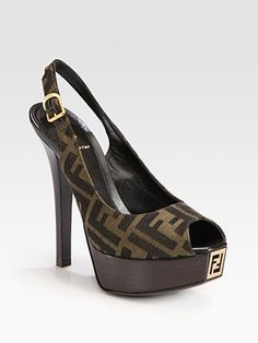 Can always use more Fendi!  Love these!  Love them more in solid black with no logo but these are pretty fly!