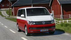 Photos from the Volkswagen Multivan Generation Six Review