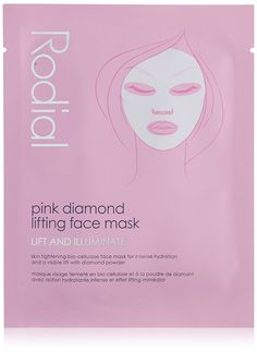 online shopping for Rodial Pink Diamond Lifting Face Mask from top store. See new offer for Rodial Pink Diamond Lifting Face Mask Mask Online, Diamond Face, Hydrating Mask, Image Skincare, Light Therapy, Skin Tightening, Luxury Beauty, Facial Masks, The Balm