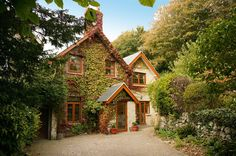 European cottages | Cottage in England - Isle of Wight - Ventnor - Camellia Cottage