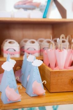 Favors from a Dancing in the Rain Birthday Party via Kara's Party Ideas KarasPartyIdeas.com (15)