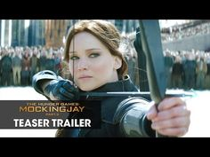 TEASER Trailer für MOCKINGJAY TEIL 2 auf Youtube - http://filmfreak.org/teaser-trailer-fur-mockingjay-teil-2-auf-youtube/