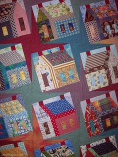 Country Quilt cute colorful home country decorate quilt sew hobby