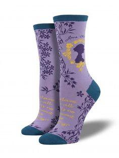 Jane Austen socks