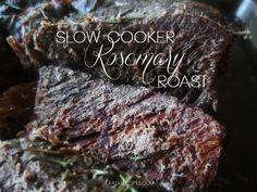 Slow Cooker Rosemary Roast   RaiasRecipes.com