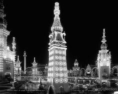 Night in Luna Park