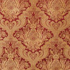 """Covington Balenciaga Antique Red 55"""" Fabric"""