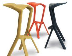 Miura stool - Konstantin Grcic Industrial Design