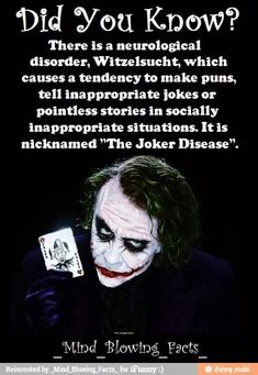 Joker Batman Joker disorder Jokes