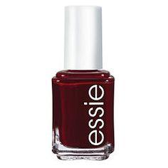 essie nailpolish, berry naughty. #vixenstatus