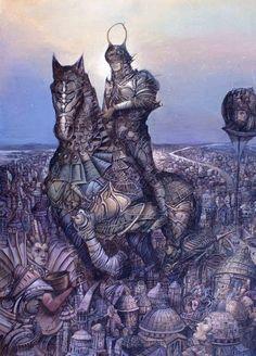 Tomek Sętowski - W poszukiwaniu Grala (In a search of Graal)