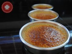 The creme brulee of Paul Bocuse & Michalak Best Creme Brulee Recipe, Vegan Creme Brulee, Chocolate Creme Brulee, Creme Brulee Cheesecake, Coffee Creme Brulee, Cream Brulee, The Cream, Thermomix Desserts, Dessert Recipes
