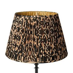 45cm Tenganan Pleated Lampshade