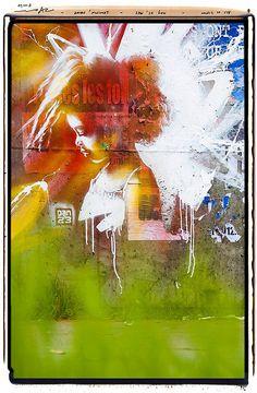 Beyond Banksy Project/ Dan23 - Paris, France