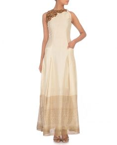 Indian-American Fusion Dress