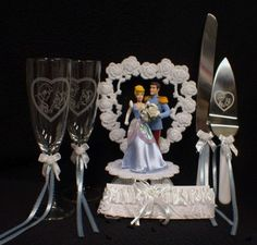 disney wedding cake cutter 1000 images about cake toppers on cinderella 13578