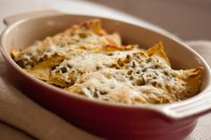 yummy Black Bean and Sweet Potato Enchiladas #recipe4change