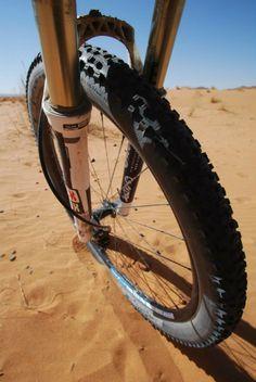 Kreidler na Saharze (wyprawa rowerowa polskiej grupy united-cyclists.com - luty/marzec 2014).