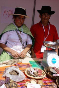 Festival de la Papa Nativa 2013 | Yo Compro En El Mercado de Productores Farmers Market, Shopping, Farmers Market Display, Farmers' Market