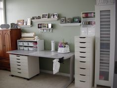 10+ Fascinating scrapbook room design ideas - scrapbook rooms ...