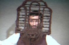 Bat-Stache is cool, Spiral Beard is neat, but no one will ever top Birdcage Beard.