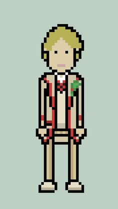 """Fifth Doctor"" Posters by willboes 
