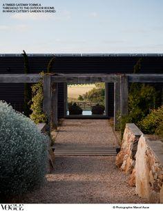 Perri Cutten's classically proportioned Mornington Peninsula, Victoria.