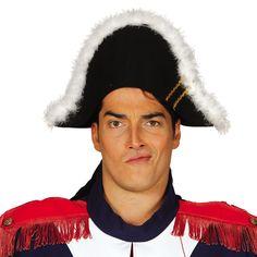 Sombrero de Napoleón #sombrerosdisfraz #accesoriosdisfraz #accesoriosphotocall