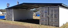 PodRoof Steel Shipping Container Roof Kits Now Available in United States – Off Grid World
