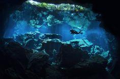 Quince cuevas alucinantes @Mexico @Cozumel #Mexico  | El Viajero | EL PAÍS