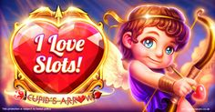 Got a huge romantic streak? Play Cupids Arrow Slots at Slotmatic casino now & look for those romantic vibes #slots #casino   Sign up to avail £5 now!!  http://www.casinophonebill.com/payforit-casino-mobile-uk/deposit-slotmatic/