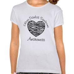 eds awareness tshirt