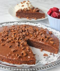 Cake Recipes, Dessert Recipes, Desserts, Candy Cookies, Key Lime Pie, Fika, Everyday Food, Fudge, Frosting