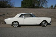 1966 Classic Ford Falcon Coupe