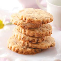 Shortbread Cookies Recipes from Taste of Home, including Butterscotch Shortbread Recipe