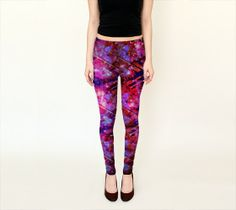 GALAXY GEOMETRIC LEGGINGS Pink Abstract Space by EbiEmporium, $75.00 #art #fineart #printed #leggings #colorful #painting #pattern #native #geometric #bold #tribal #aztec #pattern #pink #magenta #cherry #crimson #stripes #triangles #shapes #galaxy #galaxtic #wearableart #clothing #women #clothes #fashion #stylish #wear #style #whimsical #abstract #pretty #feminine #design #blue #purple #red #fun #modern #contemporary #luxury #luxurious #Canadian #handmade #wardrobe #comfy #stretchy #yoga…
