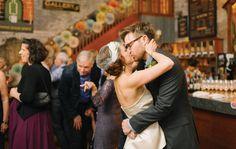 Real Weddings 2013: Reid and Lindsay