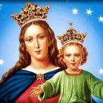 Con la procesión culminan las fiestas en honor a María Auxiliadora