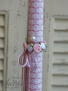 Clay Crafts, Diy And Crafts, Easter Crafts, Easter Ideas, Palm Sunday, Happy Easter, Christening, Ladder Decor, Wax