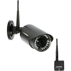 Lorex Hd Wireless Camera With Bnc Connector For Mpx Hd Dvrs