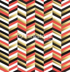 Clipart vectoriel : Retro abstract seamless pattern in gold