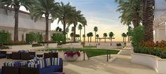 Vista Lawn - Coming Summer 2017 at The Waterfront Beach Resort, A Hilton Hotel | Huntington Beach CA
