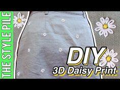 (1) UPCYCLED DAISY CHAIN SKIRT | Style Pile #17 - YouTube